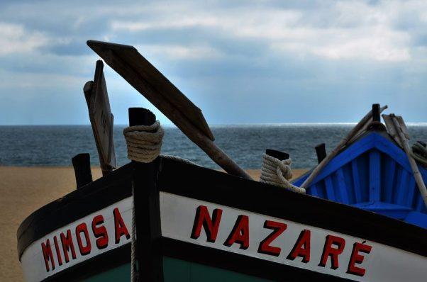 Nazaré Portogallo